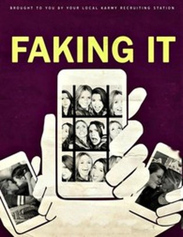 Faking It Ganhará mas 10 episódios e é renovada