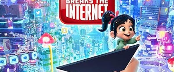 Crítica: WiFi Ralph: Quebrando a Internet (2018, de Phil Johnston e outros)