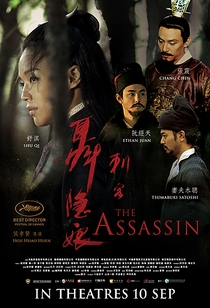 A Assassina - Poster / Capa / Cartaz - Oficial 6