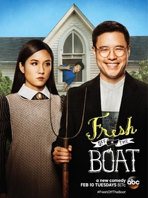 Fresh Off the Boat (1ª Temporada) - Poster / Capa / Cartaz - Oficial 1