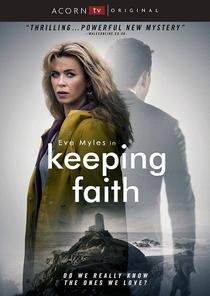Keeping Faith: Em Busca de Respostas (1ª Temporada) - Poster / Capa / Cartaz - Oficial 1