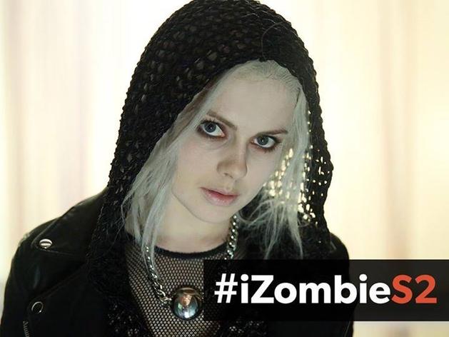 """""""iZombie"""" é renovada para a segunda temporada"""