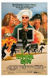 Terminal Entry - Poster / Capa / Cartaz - Oficial 1