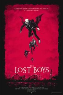 Os Garotos Perdidos - Poster / Capa / Cartaz - Oficial 7