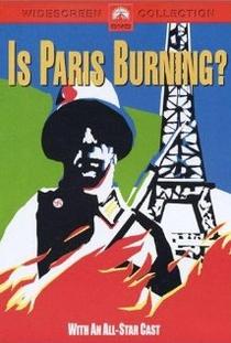 Paris Está em Chamas? - Poster / Capa / Cartaz - Oficial 5