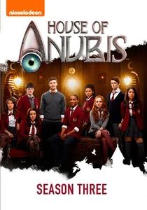 Mistério de Anubis (3ª Temporada) - Poster / Capa / Cartaz - Oficial 1