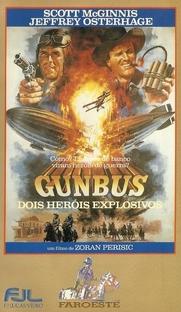 Gunbus - Dois Heróis Explosivos - Poster / Capa / Cartaz - Oficial 1