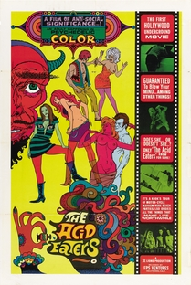 The Acid Eaters - Poster / Capa / Cartaz - Oficial 1