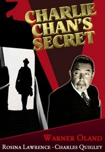 O Segredo de Charlie Chan - Poster / Capa / Cartaz - Oficial 3