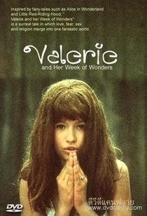 Valerie e Sua Semana de Deslumbramentos - Poster / Capa / Cartaz - Oficial 2