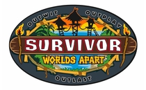 Survivor: Worlds Apart (30ª temporada) - Poster / Capa / Cartaz - Oficial 2