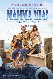Mamma Mia! Lá Vamos Nós de Novo - Poster / Capa / Cartaz - Oficial 7