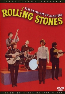 Rolling Stones - The Ultimate TV Masters 1964-1969 - Poster / Capa / Cartaz - Oficial 1