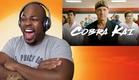 Trailer Reaction Compilation - Cobra Kai