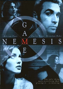 Nemesis Game - Jogo Assassino - Poster / Capa / Cartaz - Oficial 1
