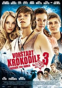 Vorstadtkrokodile 3 - Poster / Capa / Cartaz - Oficial 1