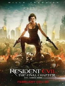 Resident Evil 6 - O Capítulo Final - Poster / Capa / Cartaz - Oficial 18