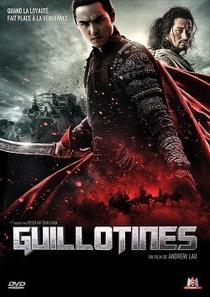 Guilhotina  - Poster / Capa / Cartaz - Oficial 9