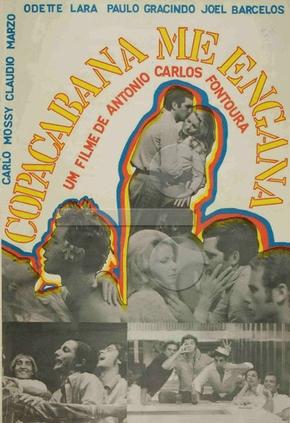 Resultado de imagem para Copacabana Me Engana 1968