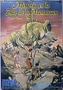 O Mistério da Ilha dos Monstros - Poster / Capa / Cartaz - Oficial 1