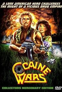 Guerra da Cocaína - Poster / Capa / Cartaz - Oficial 2
