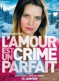 O Amor É um Crime Perfeito - Poster / Capa / Cartaz - Oficial 5