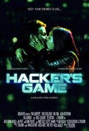 Hacker's Game - Poster / Capa / Cartaz - Oficial 1