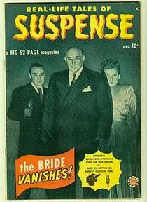 Suspense (1ª Temporada)  - Poster / Capa / Cartaz - Oficial 1