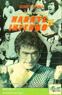 Karate Inferno III - Jogo Sujo - Poster / Capa / Cartaz - Oficial 2