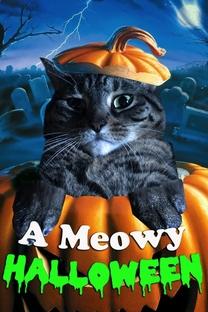 A Meowy Halloween - Poster / Capa / Cartaz - Oficial 1
