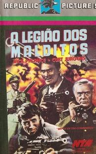 A Legião dos Malditos - Poster / Capa / Cartaz - Oficial 1