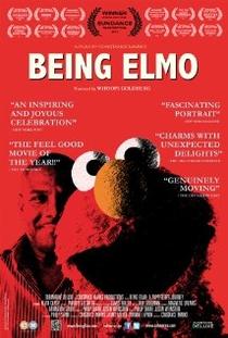 Sendo Elmo: A Viagem de um Marionetista - Poster / Capa / Cartaz - Oficial 1