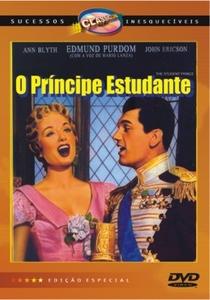 O Príncipe Estudante - Poster / Capa / Cartaz - Oficial 4