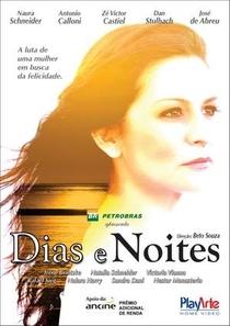 Dias e Noites - Poster / Capa / Cartaz - Oficial 1