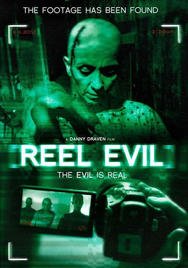 Primeiro Trailer de 'ReelEvil'