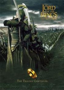 O Senhor dos Anéis: As Duas Torres - Poster / Capa / Cartaz - Oficial 10