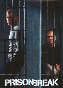 Prison Break (1ª Temporada) - Poster / Capa / Cartaz - Oficial 2