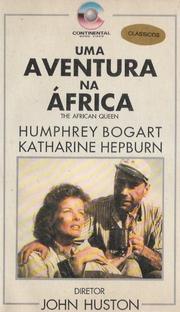 Uma Aventura na África - Poster / Capa / Cartaz - Oficial 4