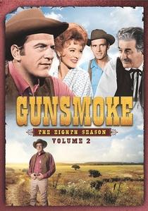 Gunsmoke (8ª Temporada) - Poster / Capa / Cartaz - Oficial 1