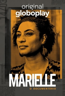 Marielle, O Documentário - Poster / Capa / Cartaz - Oficial 1