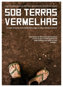 Sob Terras Vermelhas - Poster / Capa / Cartaz - Oficial 1