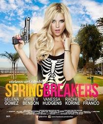 Spring Breakers: Garotas Perigosas - Poster / Capa / Cartaz - Oficial 23