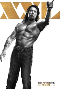 Magic Mike XXL - Poster / Capa / Cartaz - Oficial 17
