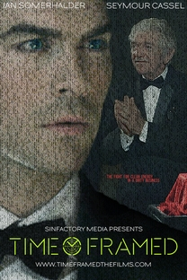 Time Framed - Poster / Capa / Cartaz - Oficial 1