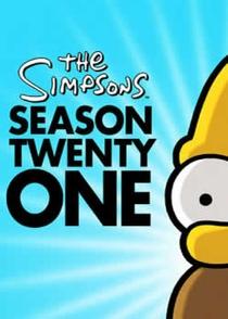 Os Simpsons (21ª Temporada) - Poster / Capa / Cartaz - Oficial 1