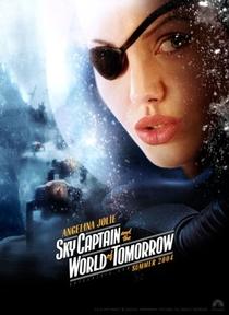 Capitão Sky e o Mundo de Amanhã - Poster / Capa / Cartaz - Oficial 2