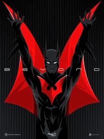 Batman Beyond - Poster / Capa / Cartaz - Oficial 1