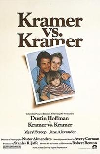 Kramer vs. Kramer - Poster / Capa / Cartaz - Oficial 3