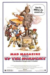 Rebeldes da Academia - Poster / Capa / Cartaz - Oficial 1
