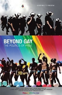 Beyond Gay: The Politics of Pride - Poster / Capa / Cartaz - Oficial 1